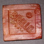 Brillo soap bar