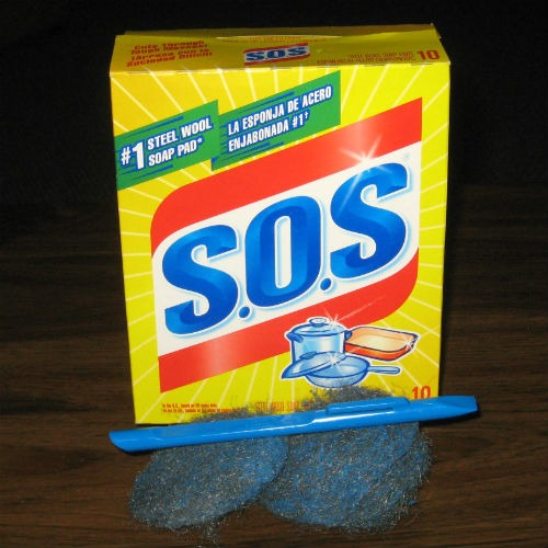 Best Cleaning Products Steel Wool Soap Pads Scrigit
