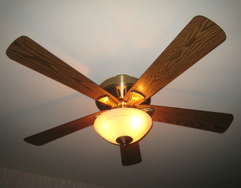 Quick tip for cleaning ceiling fans scrigit scraper ceiling fan mozeypictures Images