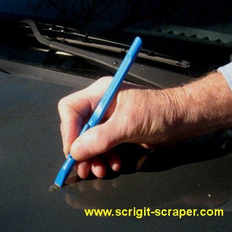 How To Remove House Paint Off Car