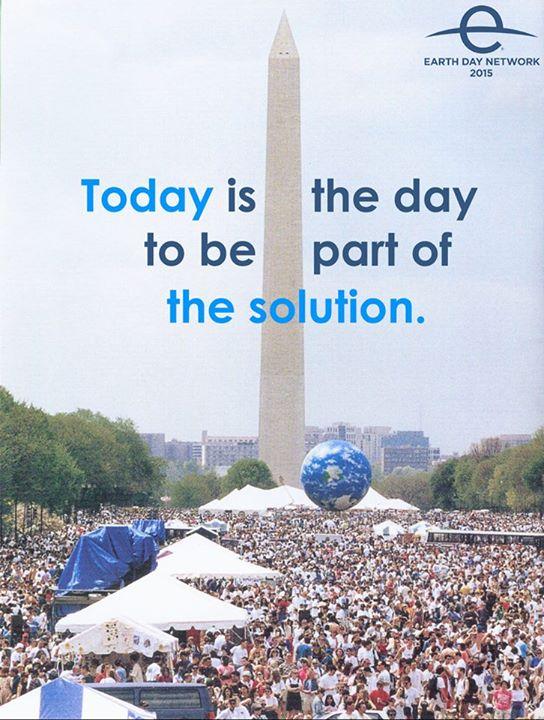 Earth Day, Washington, DC