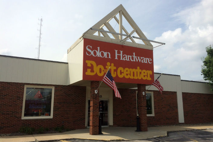 Solon Hardware