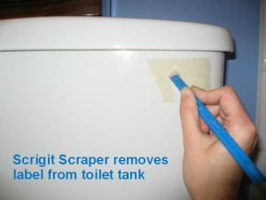 toilet tank