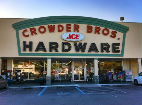Crowder Brothers Hardware