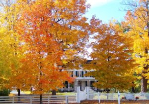 Fall Winter home maintenance tips