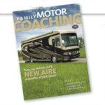 Family Motor Coaching magazine cover