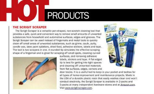 Hot Products article - Scrigit Scraper