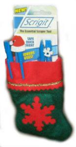 Scrigit stocking stuffer