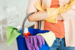 fall cleaning guide supplies