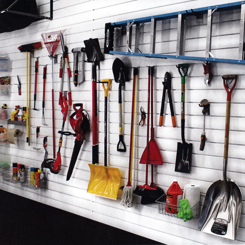 home improvement tools and gadgets wall