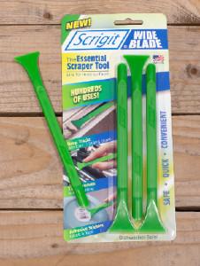 Wide Blade Scrigit 3-pack